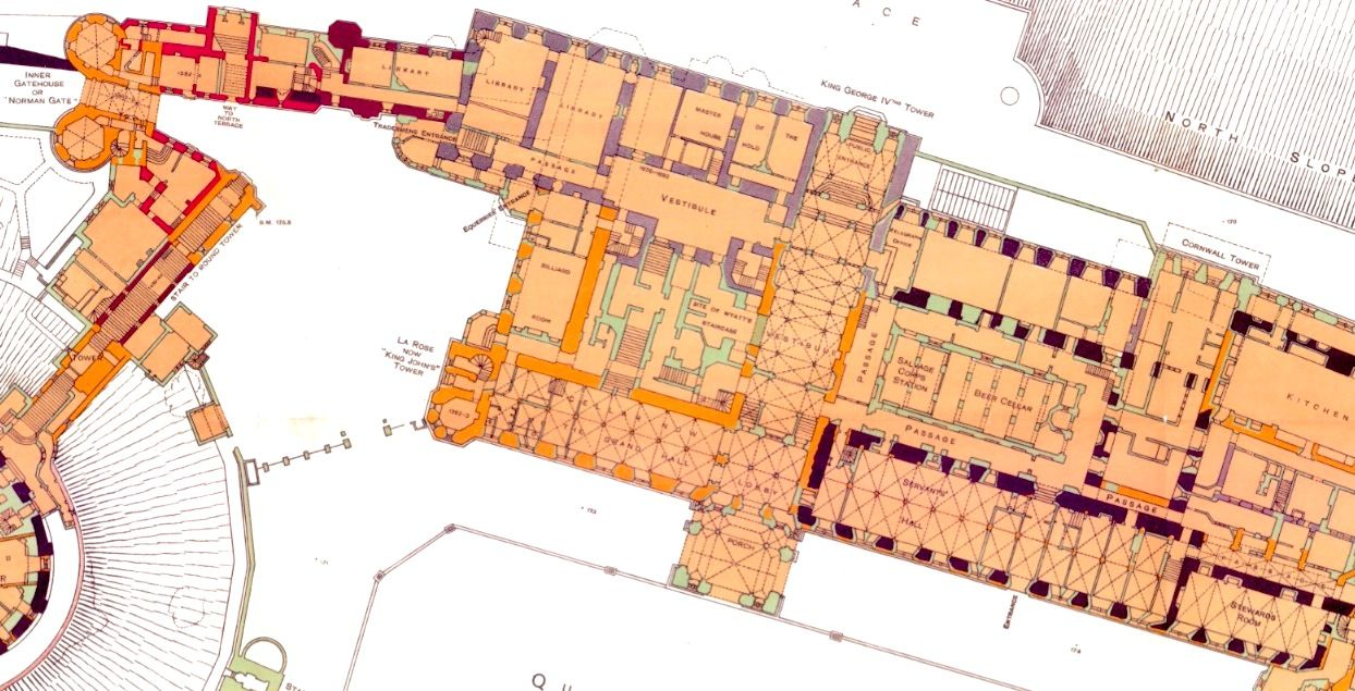 windsor castle ground floor windsor castle pinterest windsor castle floor plan related keywords amp suggestions