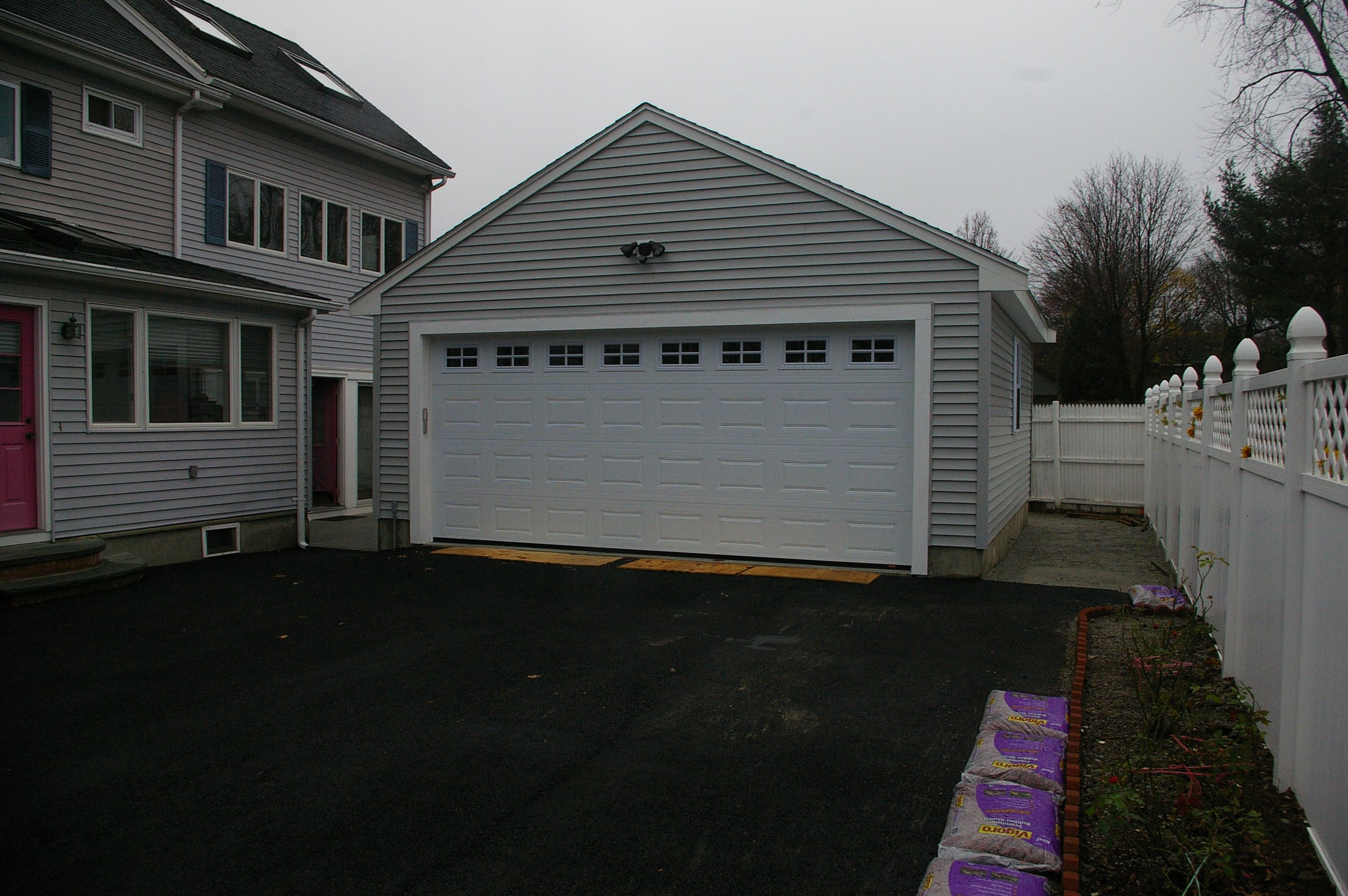 2 car garage addition garage pinterest