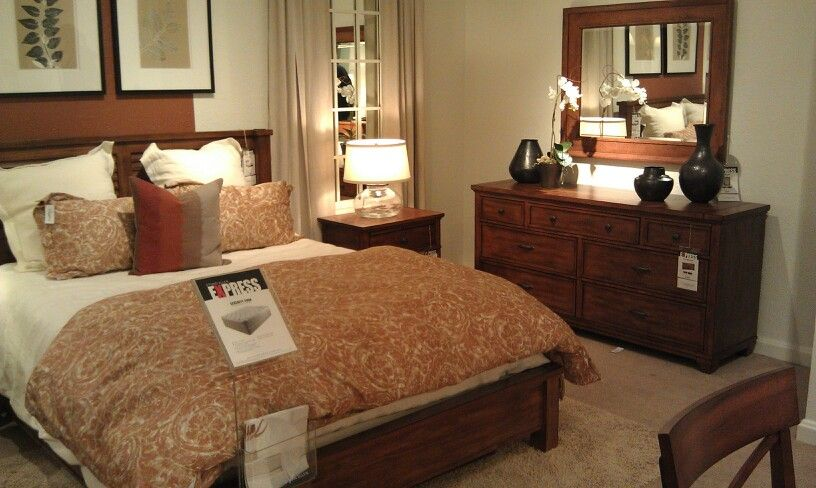 ethan allen bed set making our house a home pinterest