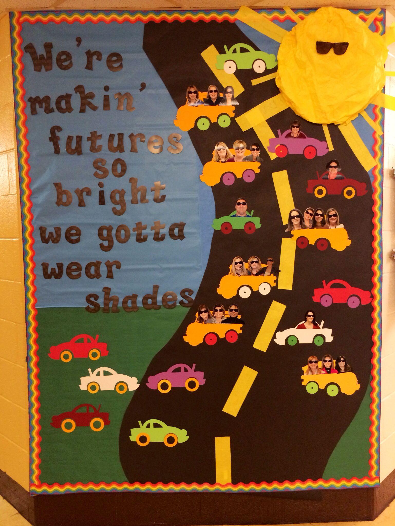 7 habits leader bulletin board classroom pinterest for 7 habits decorations