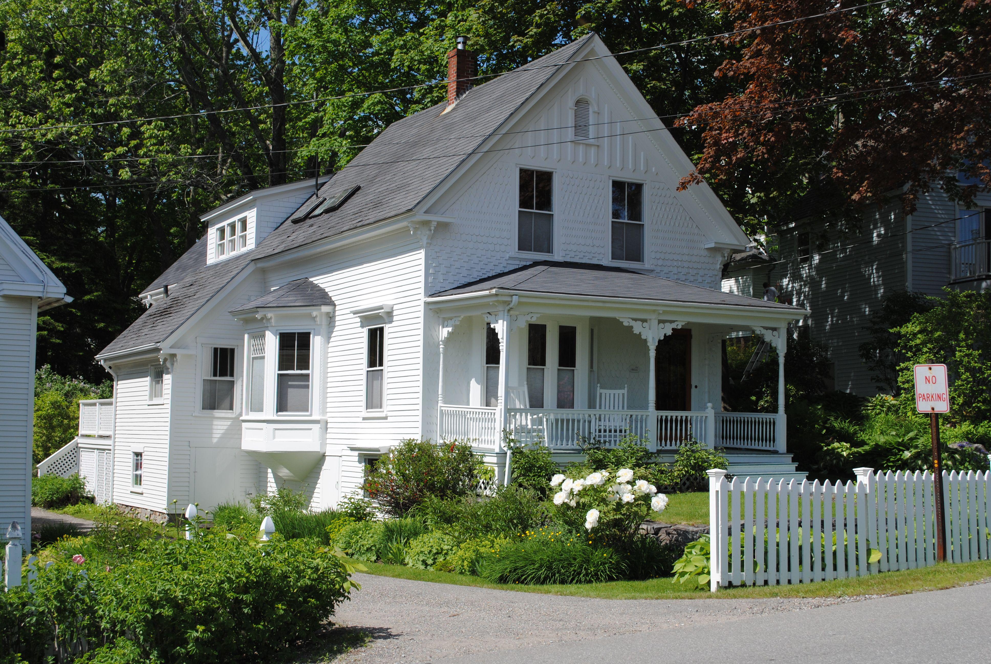 My Favorite House In Camden Maine Maine My Beautiful
