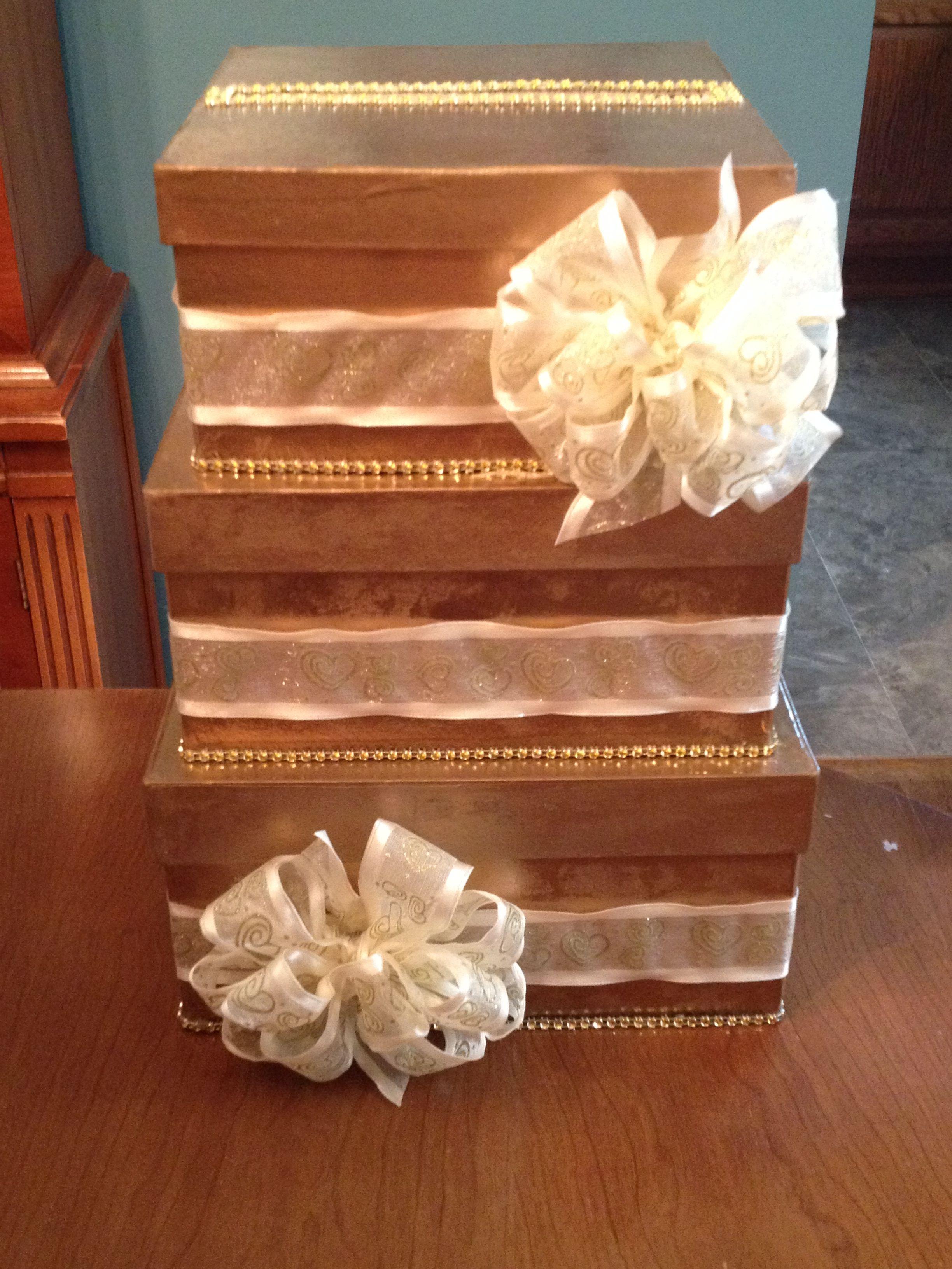 Pinterest Wedding Gift Card Holder : Pin Wedding Card Box Gift Wish Holder on Pinterest