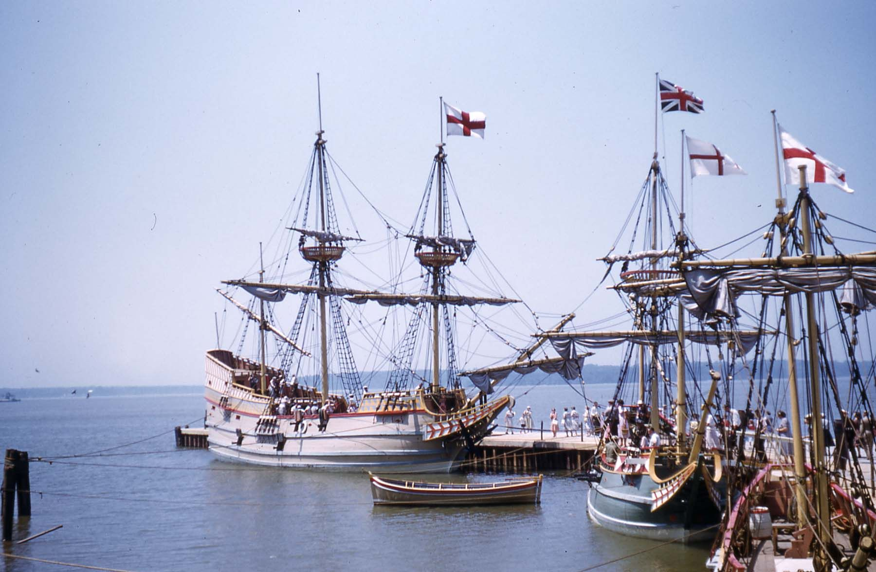 Jamestown, Va Replica Ships | In My Memories - Been There ...