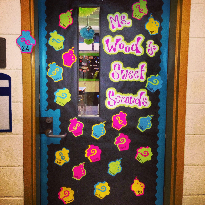Classroom Ideas For 2nd Grade : My nd grade door classroom ideas pinterest