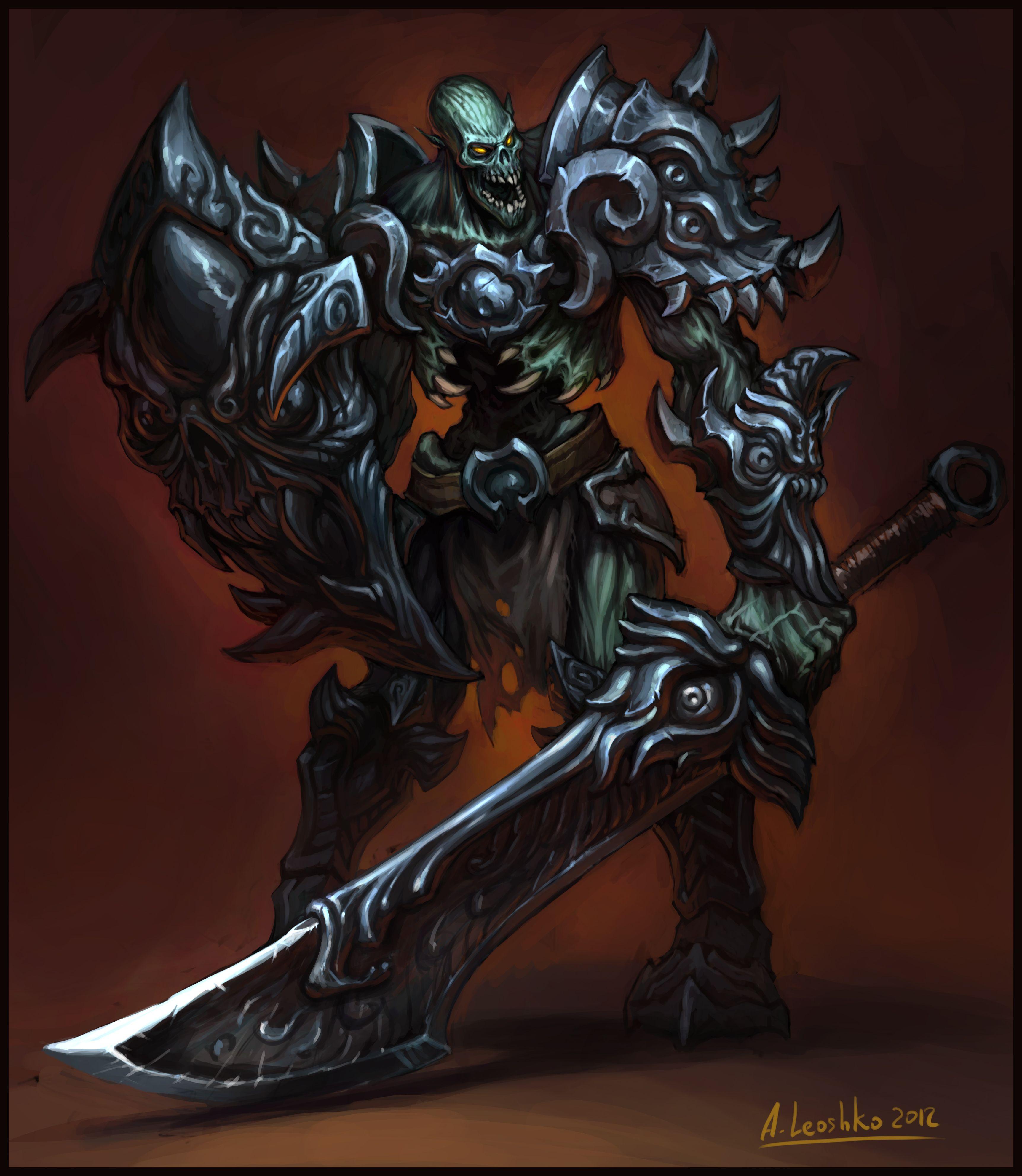 World of warcraft undead warrior erotic vids