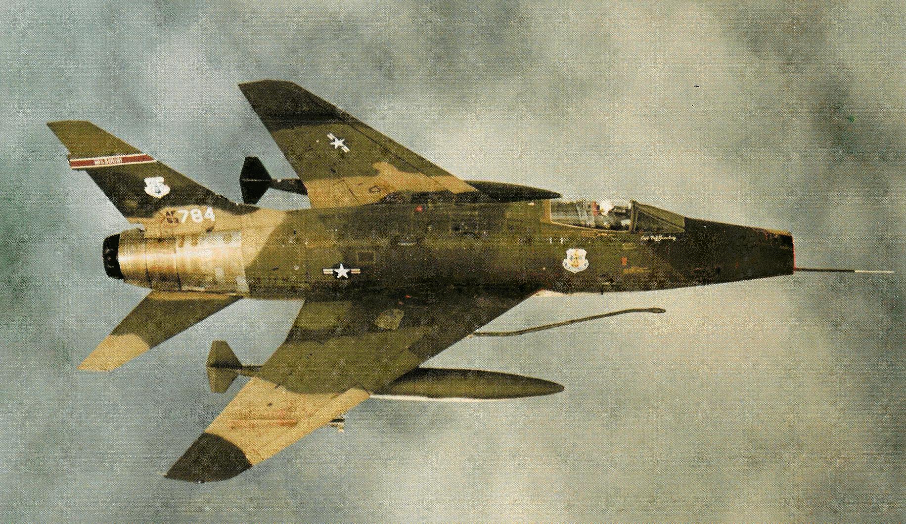 F-100 Super Sabre   Fighter Jets   Pinterest