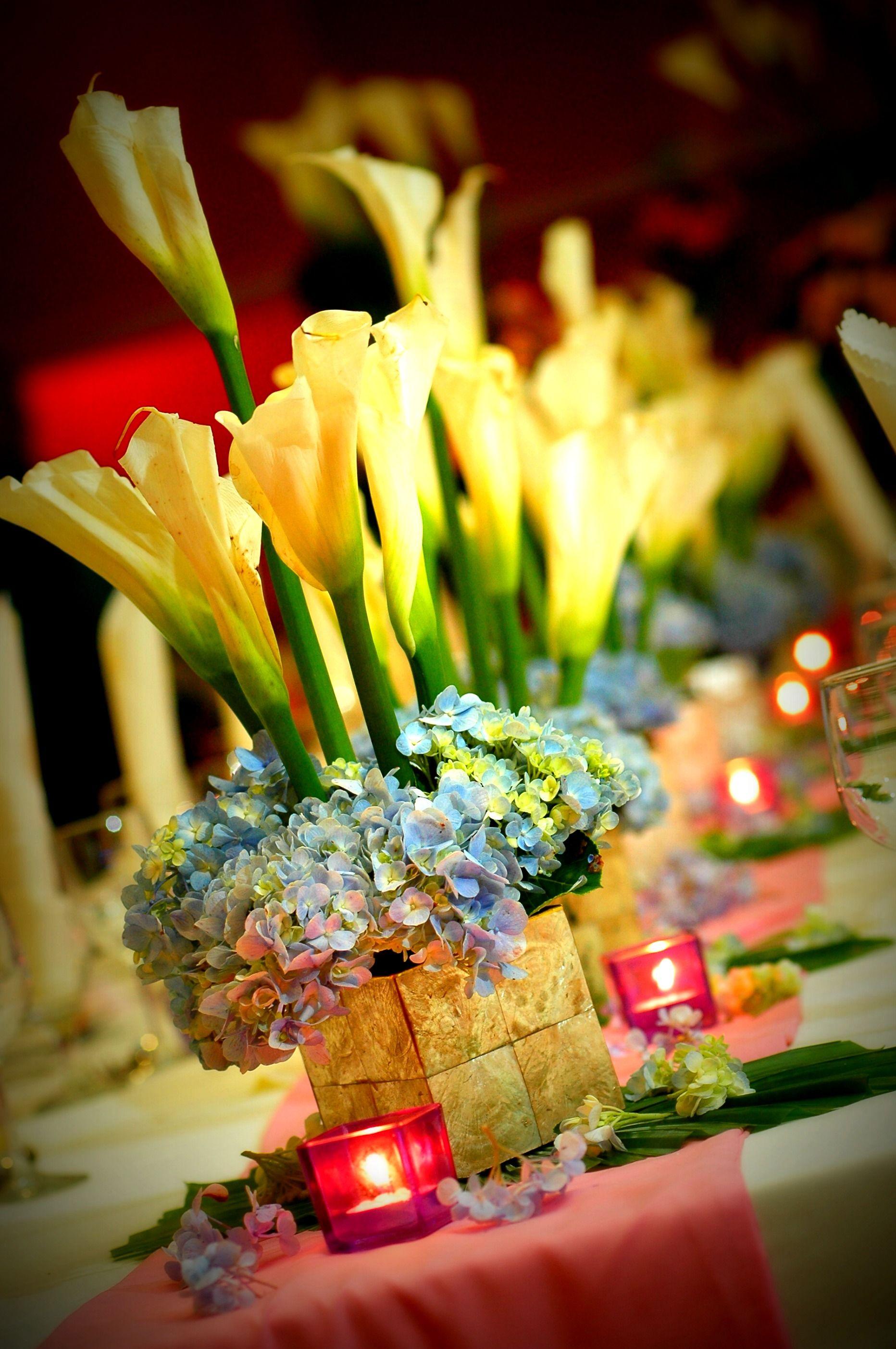 Long table centerpiece dream wedding pinterest