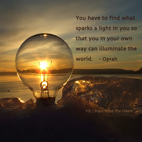 Light the way motivational positive quotes pinterest for Lighting your home