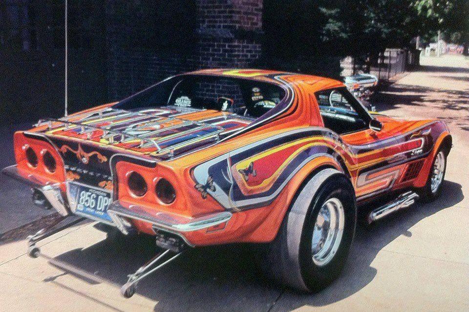 Wild Corvette Rides Pinterest