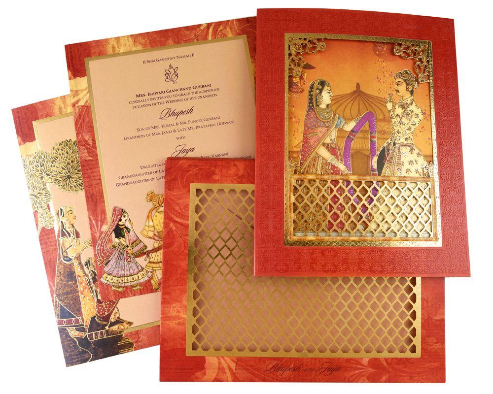 Latest Indian Wedding Invitation Card Designs | Invitationswedd.org