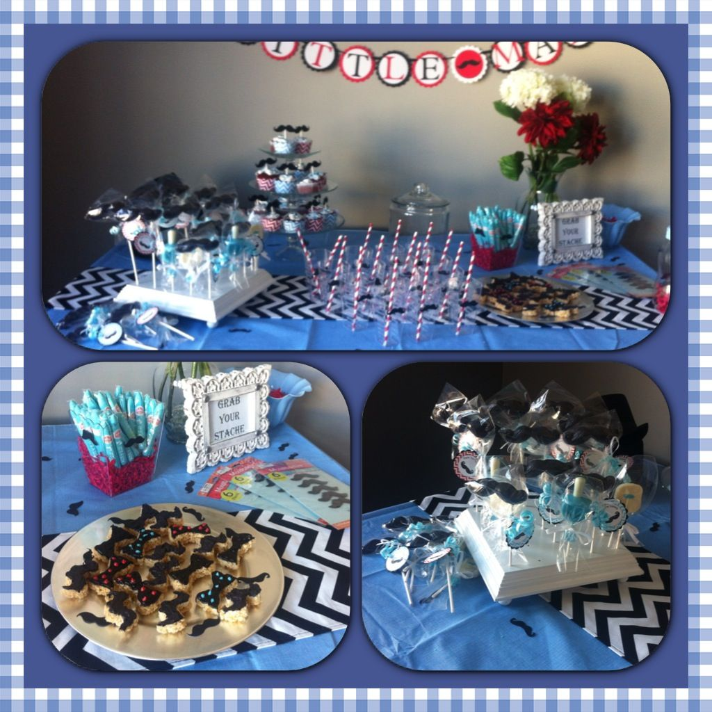 little man baby shower theme alexis and dan 39 s baby shower pinte