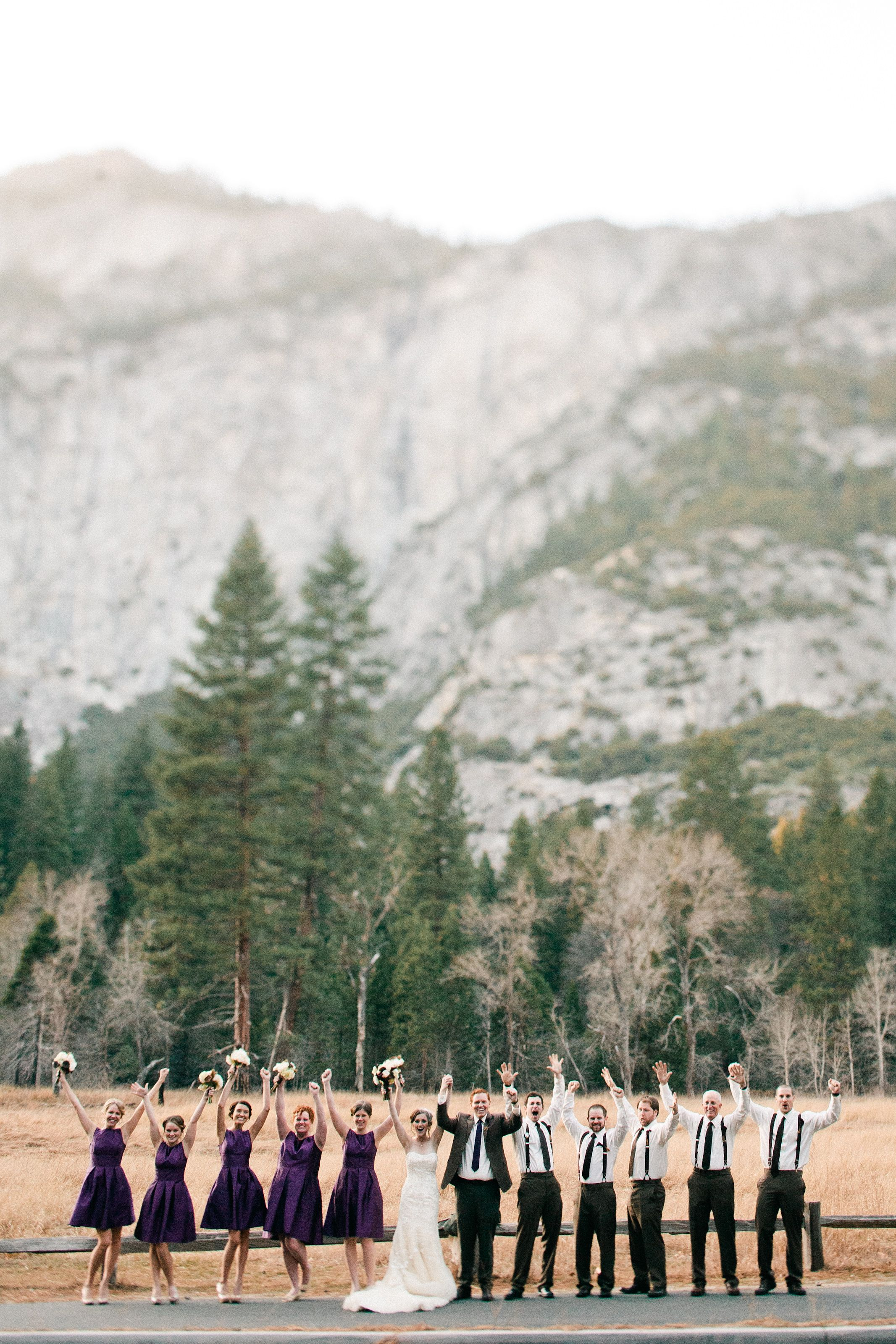 Yosemite Wedding A Dream Is A Wish Your Heart Makes Pinterest
