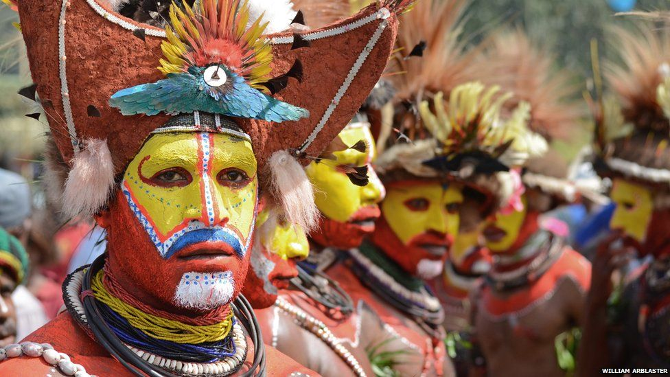 Papua New Guinea | ஐ Traditional Clothing ஐ | Pinterest