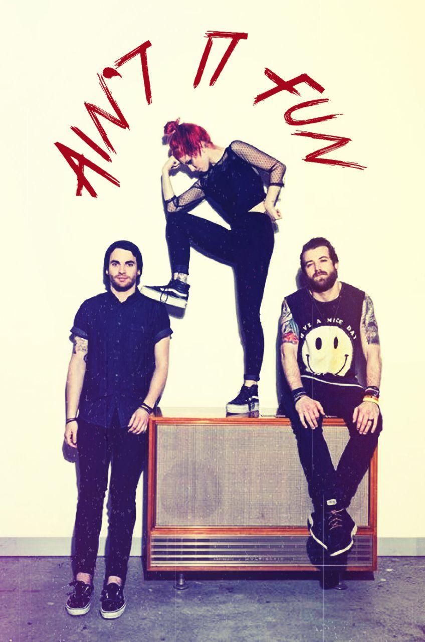Paramore • ain't it fun | Music, Music, and More Music ...