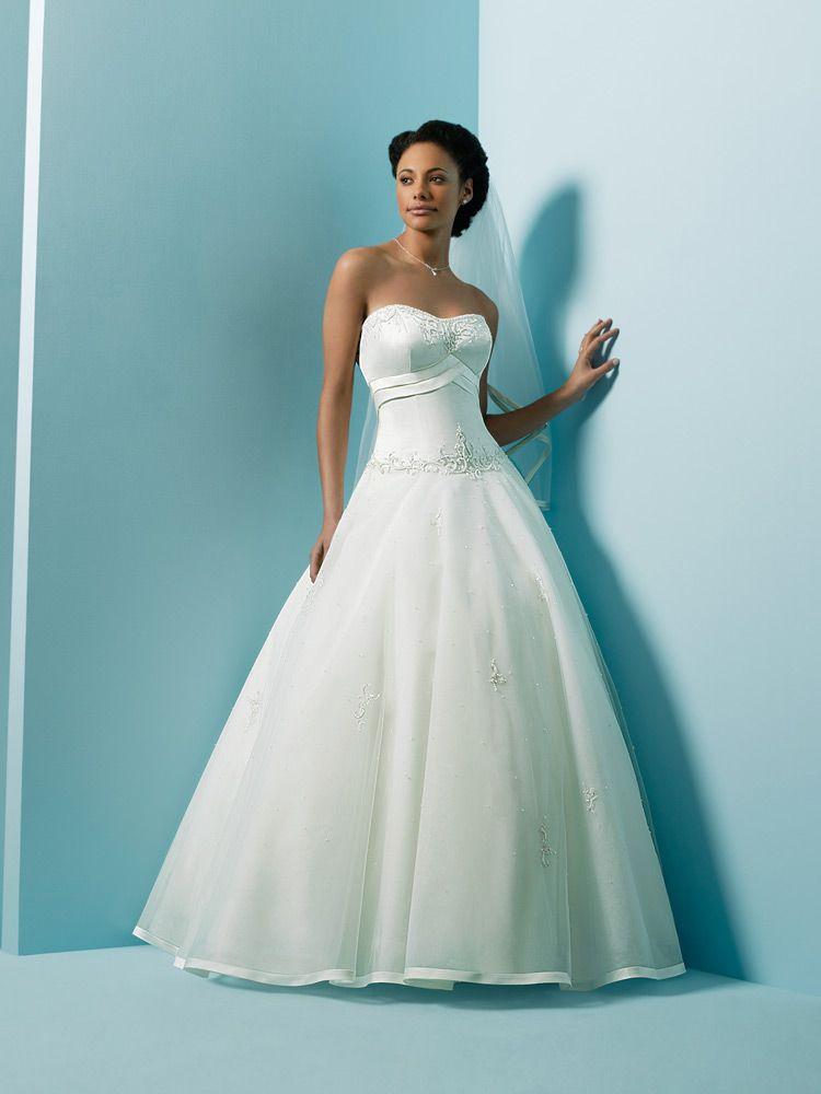Princess Jasmine Wedding Dress Alfred Angelo