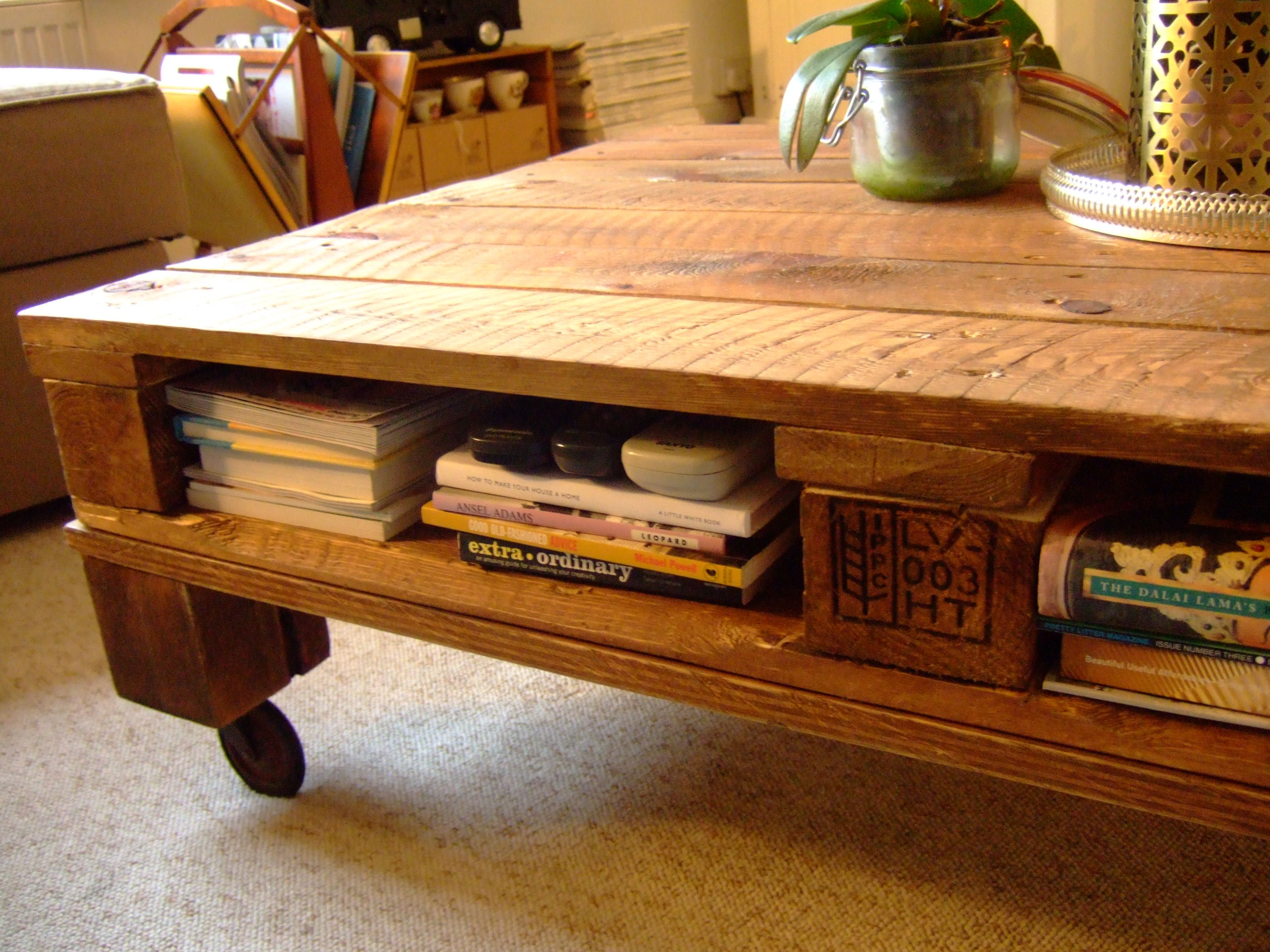 Upcycled Coffee Table Things I D Like To Make Pinterest