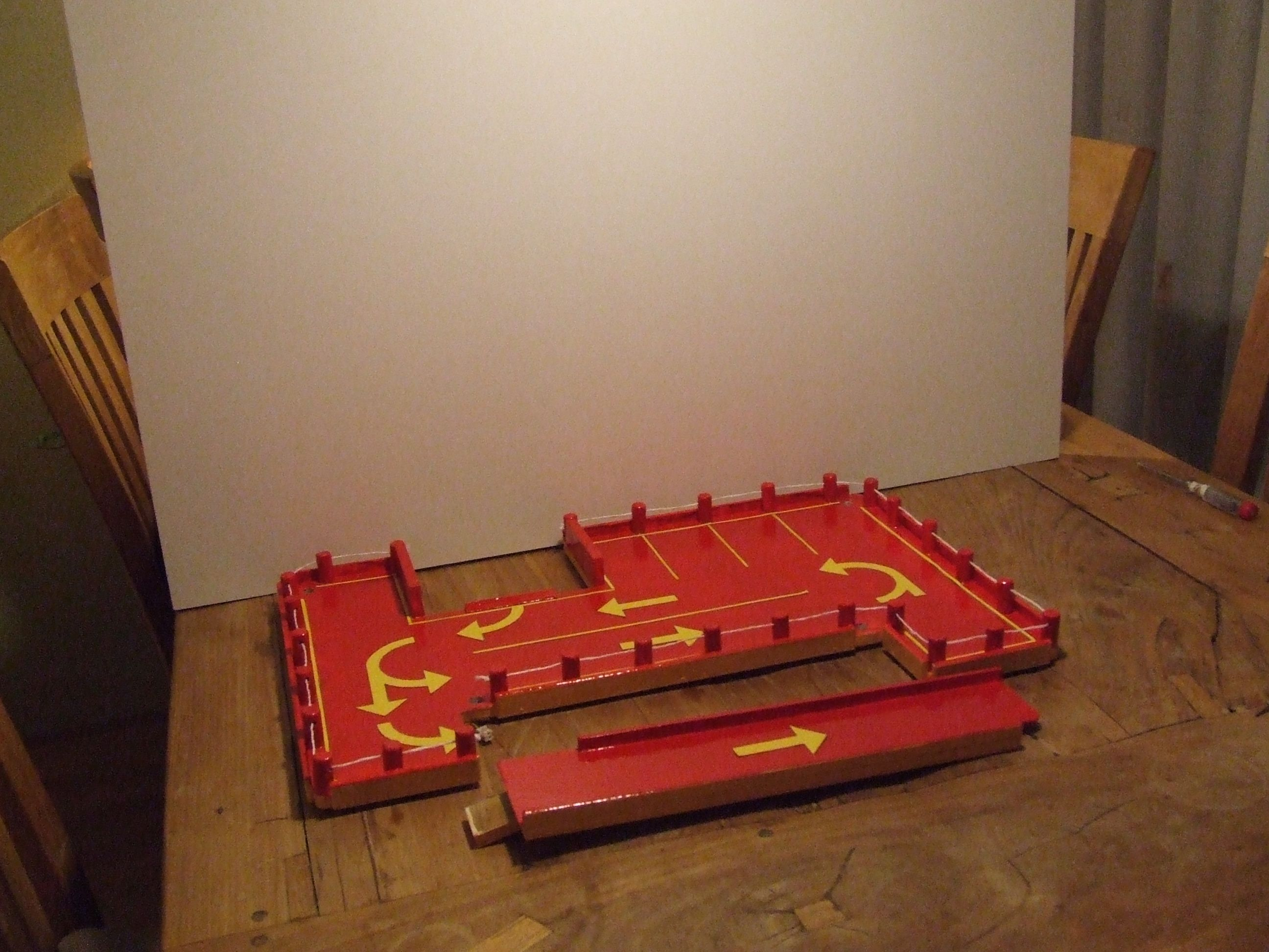 Wonderful Plans Build Wooden Toy Garage  Quick Woodworking Projects