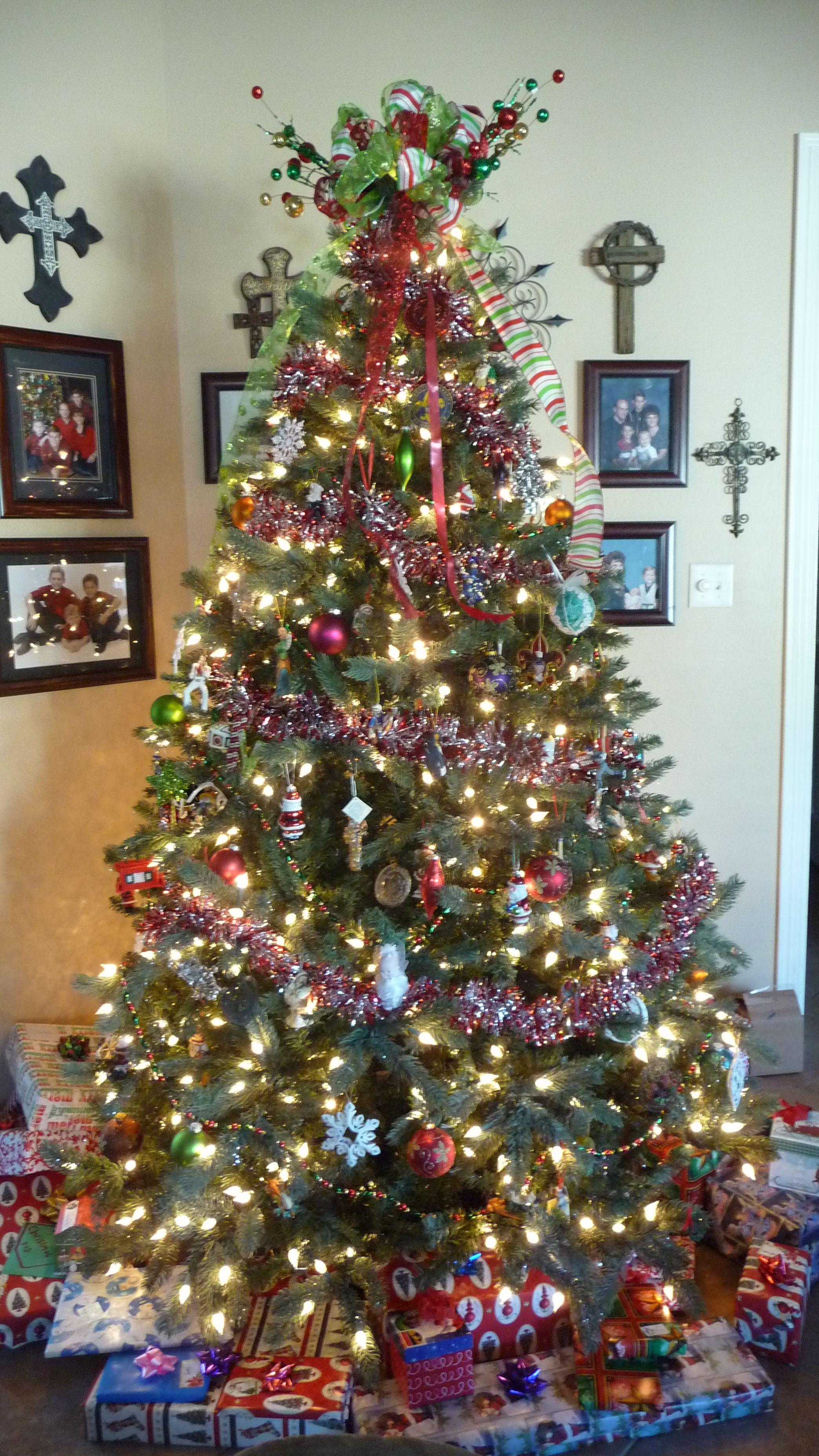 christmas tree 2012 christmas pinterest
