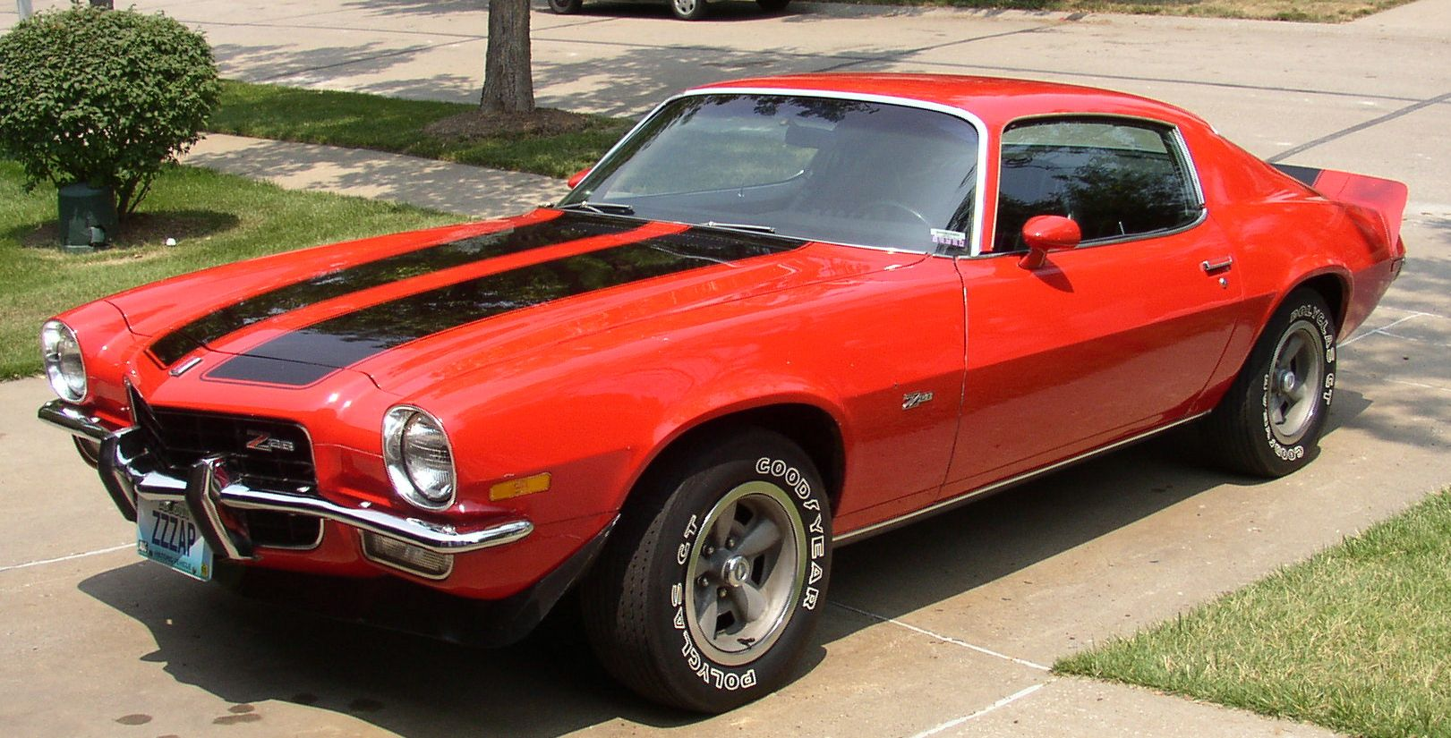 1973 chevrolet camaro z28 - photo #42