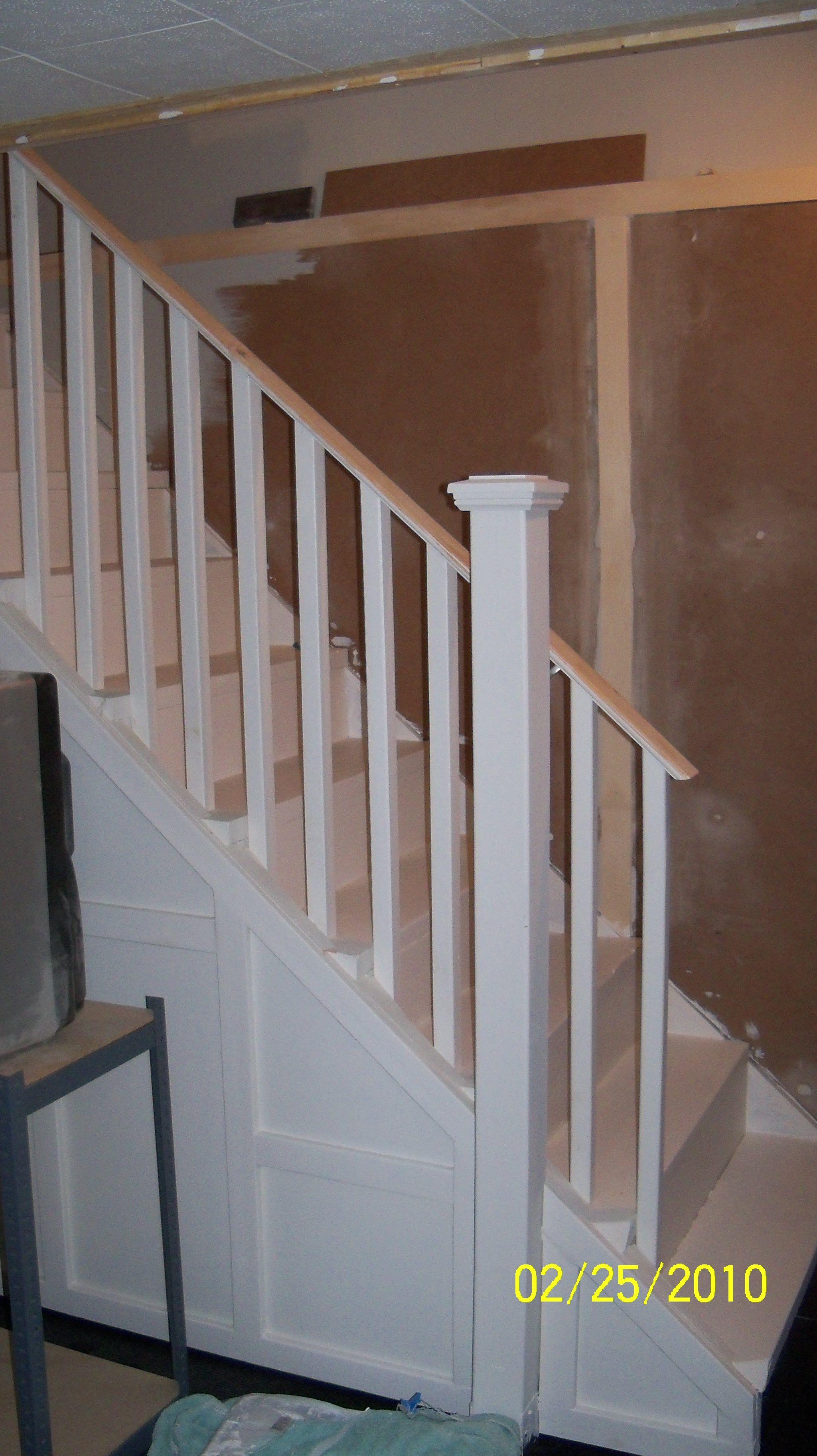 basic basement stairs transformed basement ideas