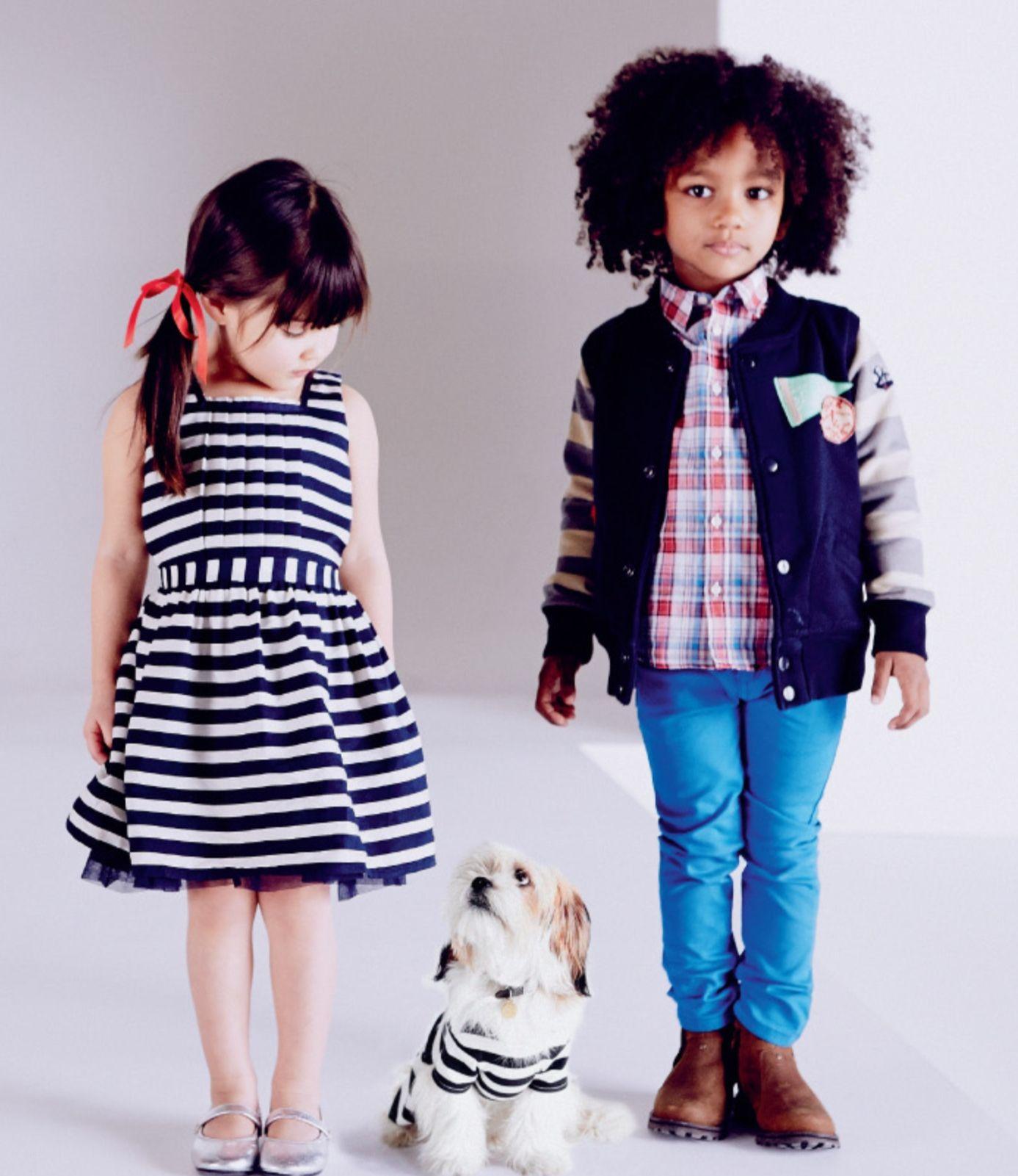Harrods magazine fashion photography kids pinterest