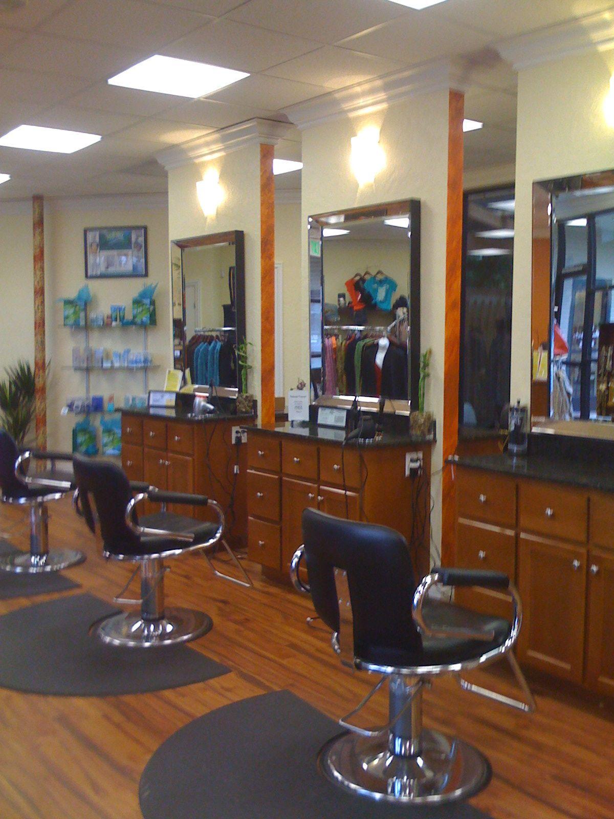 Barber Walnut Creek : down stairs Salon Cartier Pinterest