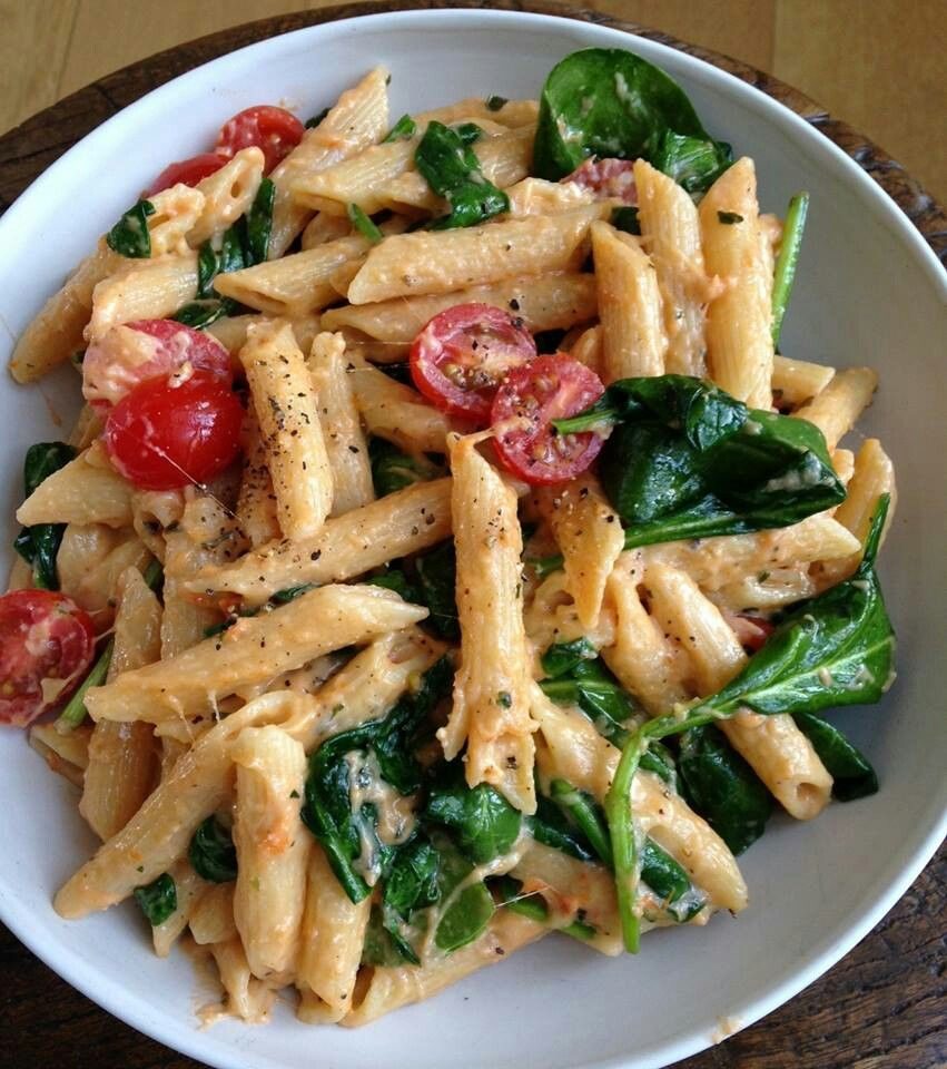 Penne pasta with 5 cheeses | Recipes-general | Pinterest