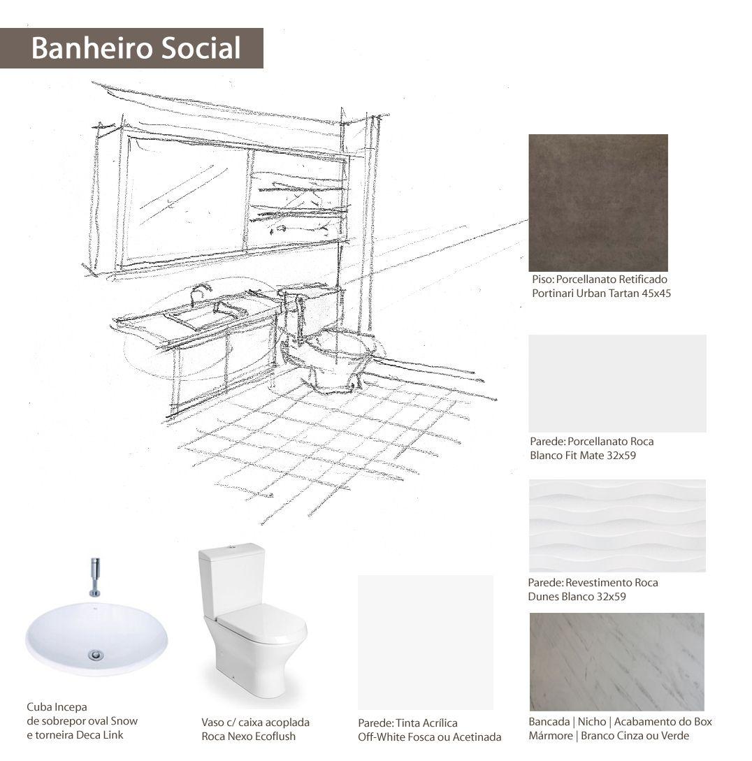 Pin by Fabiana Sasi on Banheiros Pinterest #665950 1076x1089 Banheiro Cinza