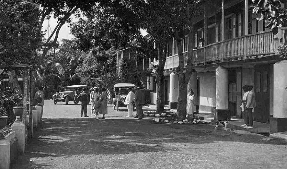 Extractores De Baño Puerto Rico:1928 Banos de Coamo