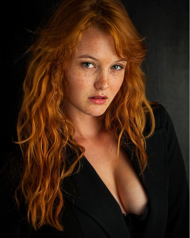 Girls With Sexy Redhead Hair Color Are The Girls To Remember