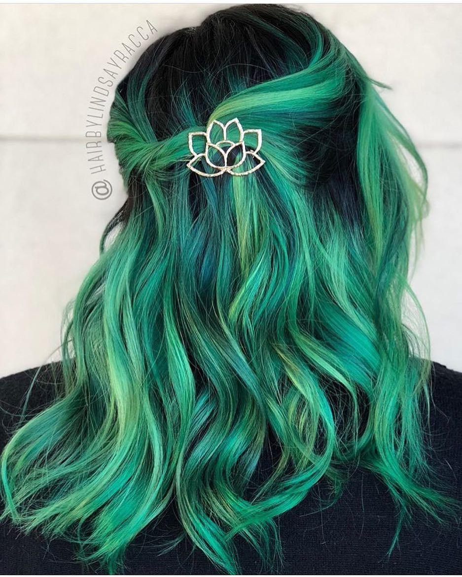 20 Mermaid Blue Hair Ideas And Shades 20 Mermaid Blue Hair Ideas And Shades new images