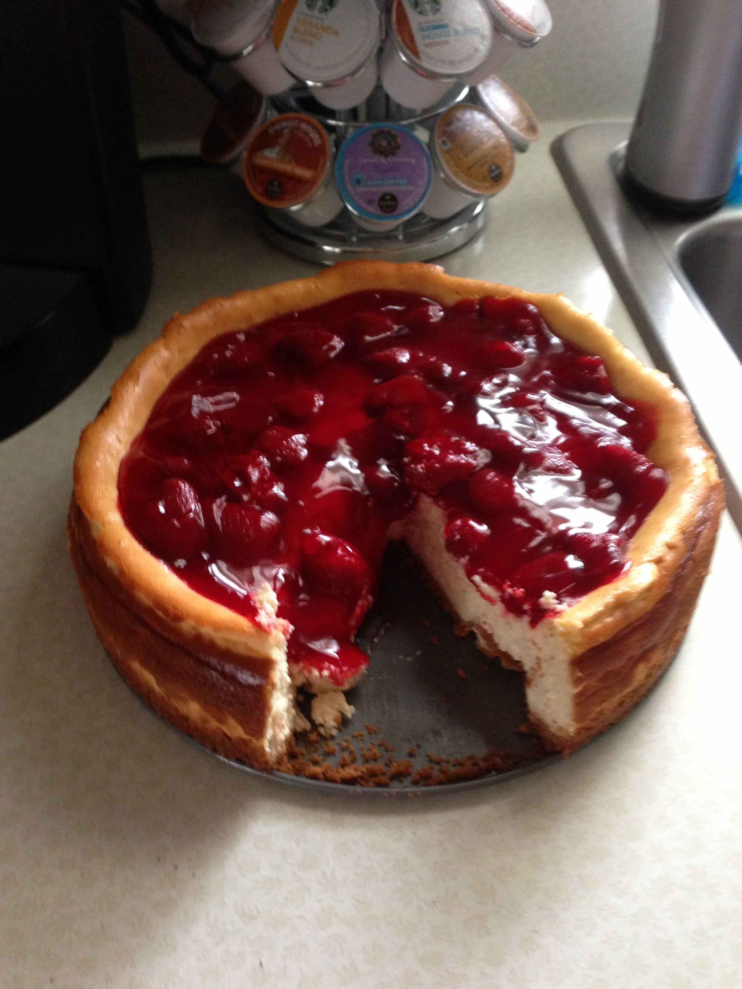 New York Cheesecake III Recipe — Dishmaps