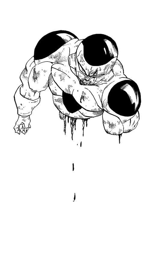 かわいい ドラゴンボール イラスト 白黒