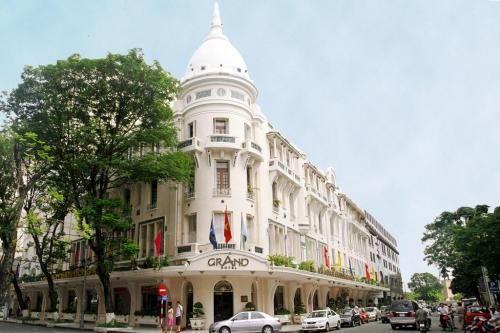 Grand Hotel Saigon 1