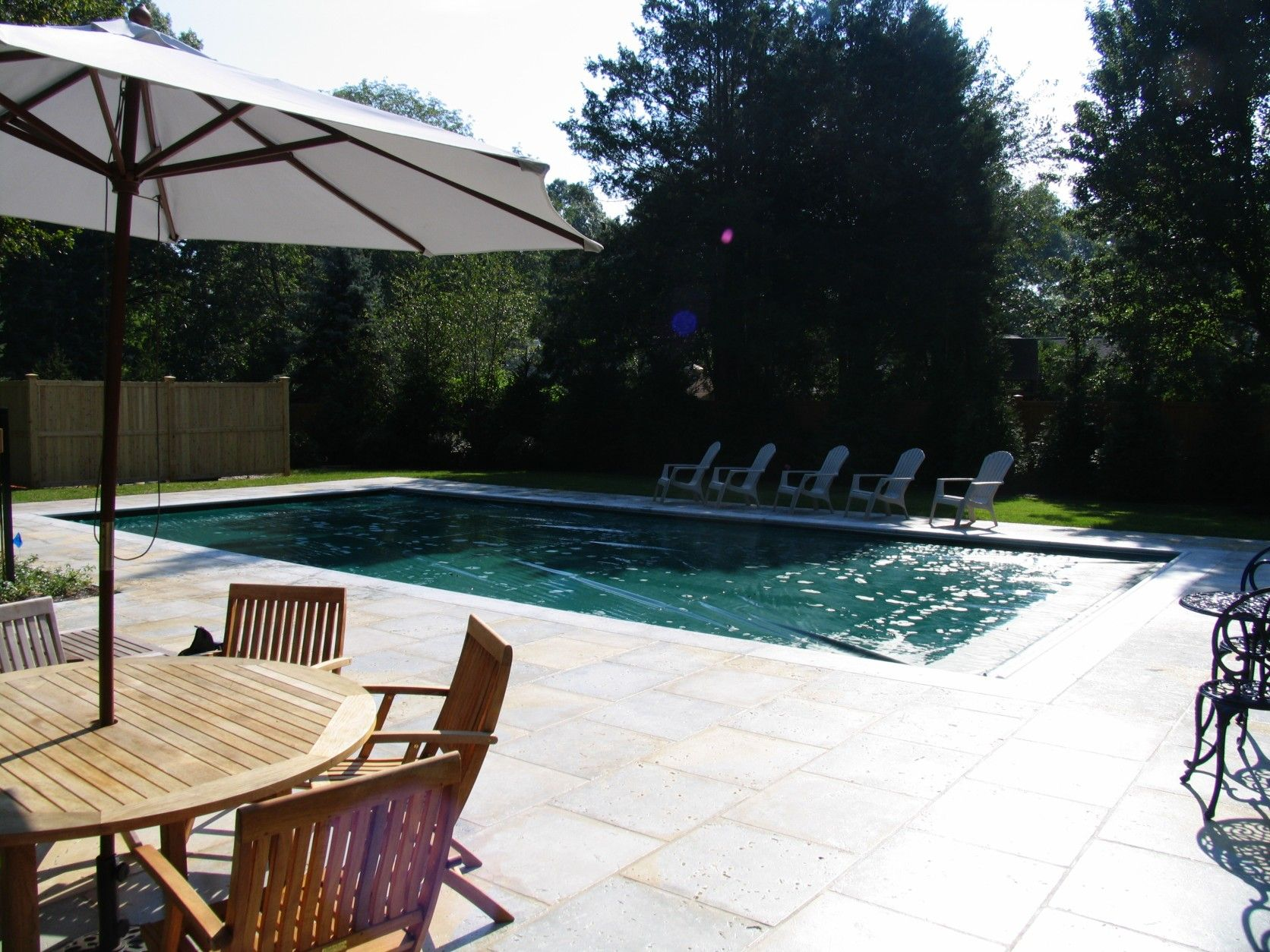 Automatic Pool Cover 10 39 X10 39 Spa And Wet Decks Design