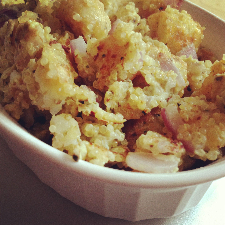 Heather's Quinoa Recipe — Dishmaps