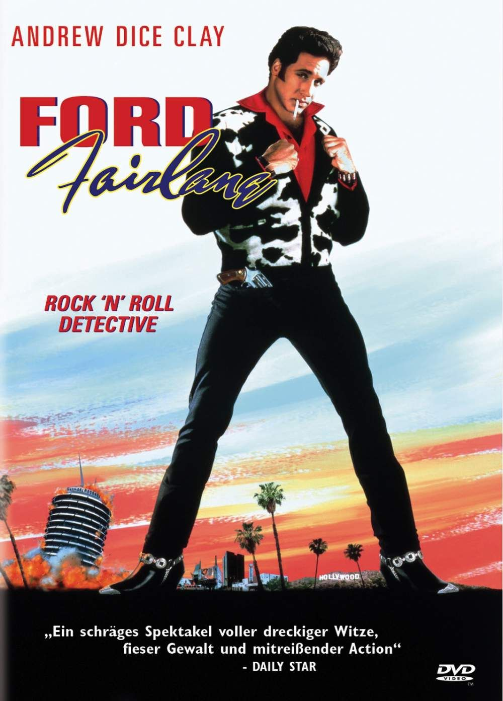 the adventures of ford fairlane 1990 movies pinterest. Cars Review. Best American Auto & Cars Review