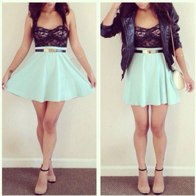 Cute party dress tumblr