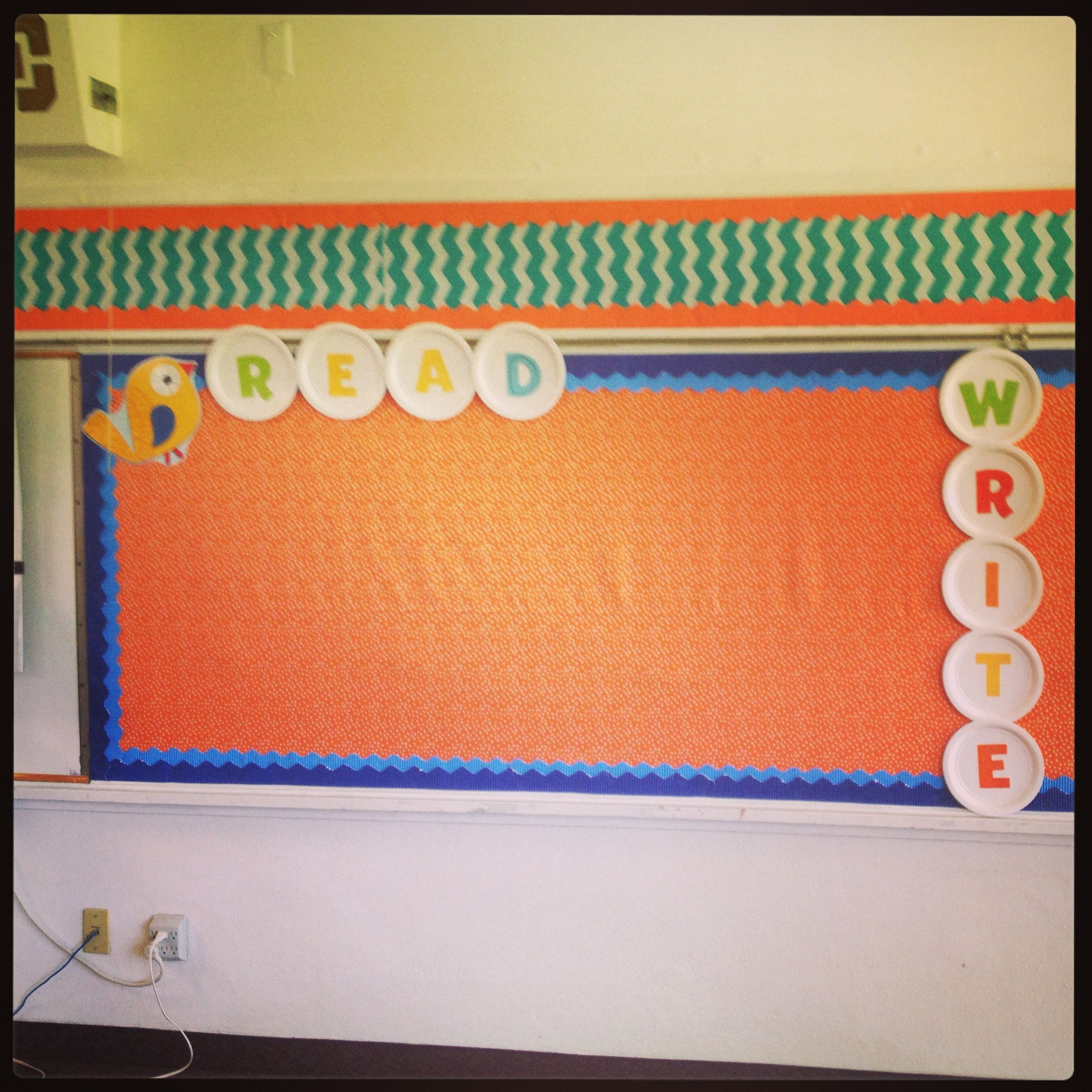 Classroom Bulletin Design : Classroom decor design and bulletin boards