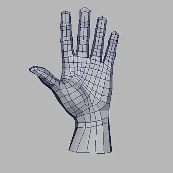 3d Topology On Pinterest 3d Modeling Wireframe And