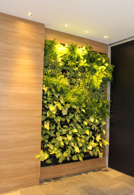 Unique Living Wall Indoor Vignette - The Wall Art Decorations ...