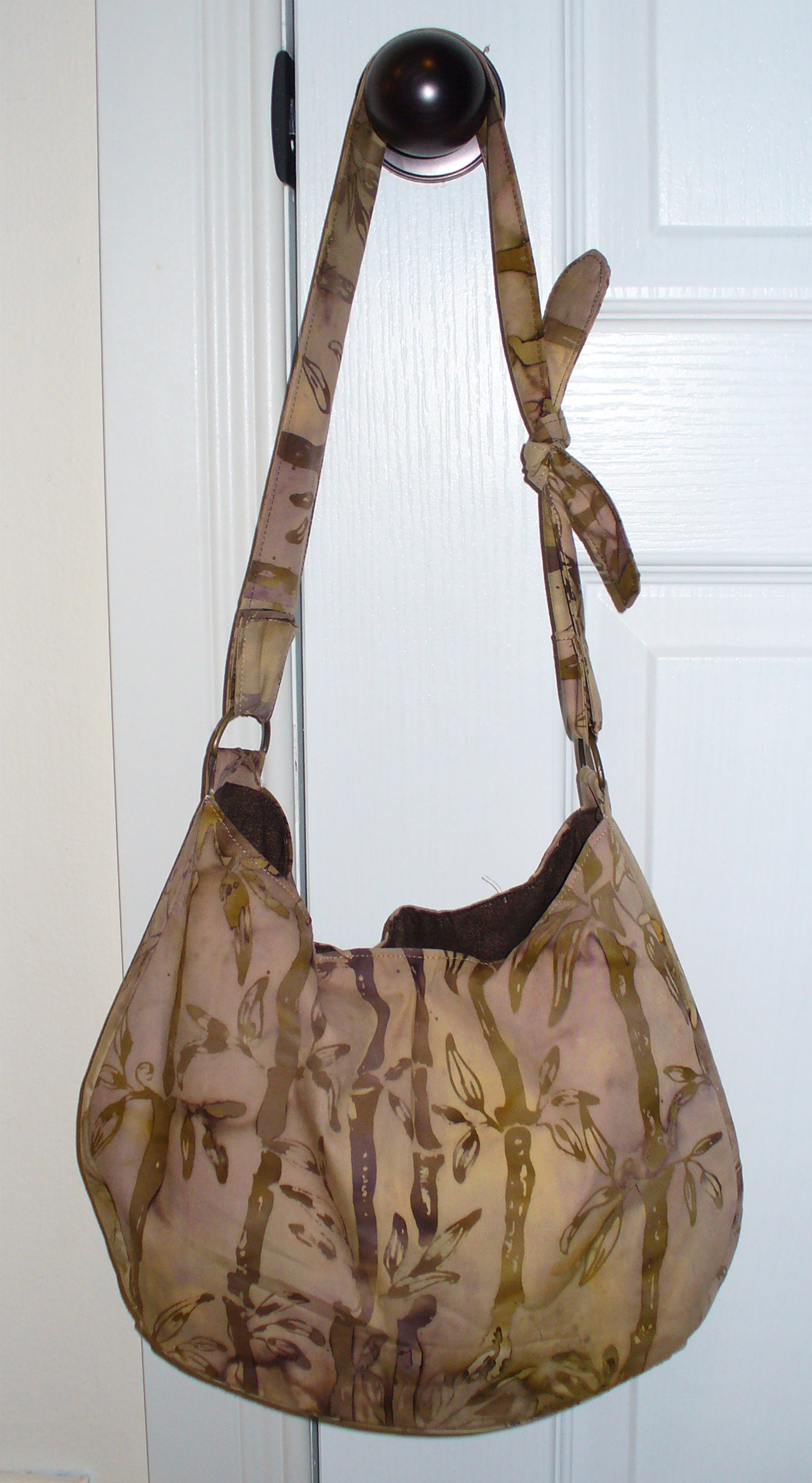Hobo pattern purse Made by Me Pinterest