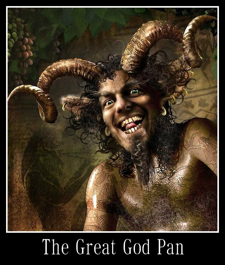 the great greek god pan The great god pan became notorious upon publication, largely because of its religious and sexual implications it can be interpreted as a blasphemous parody of the story of christ, who was the.