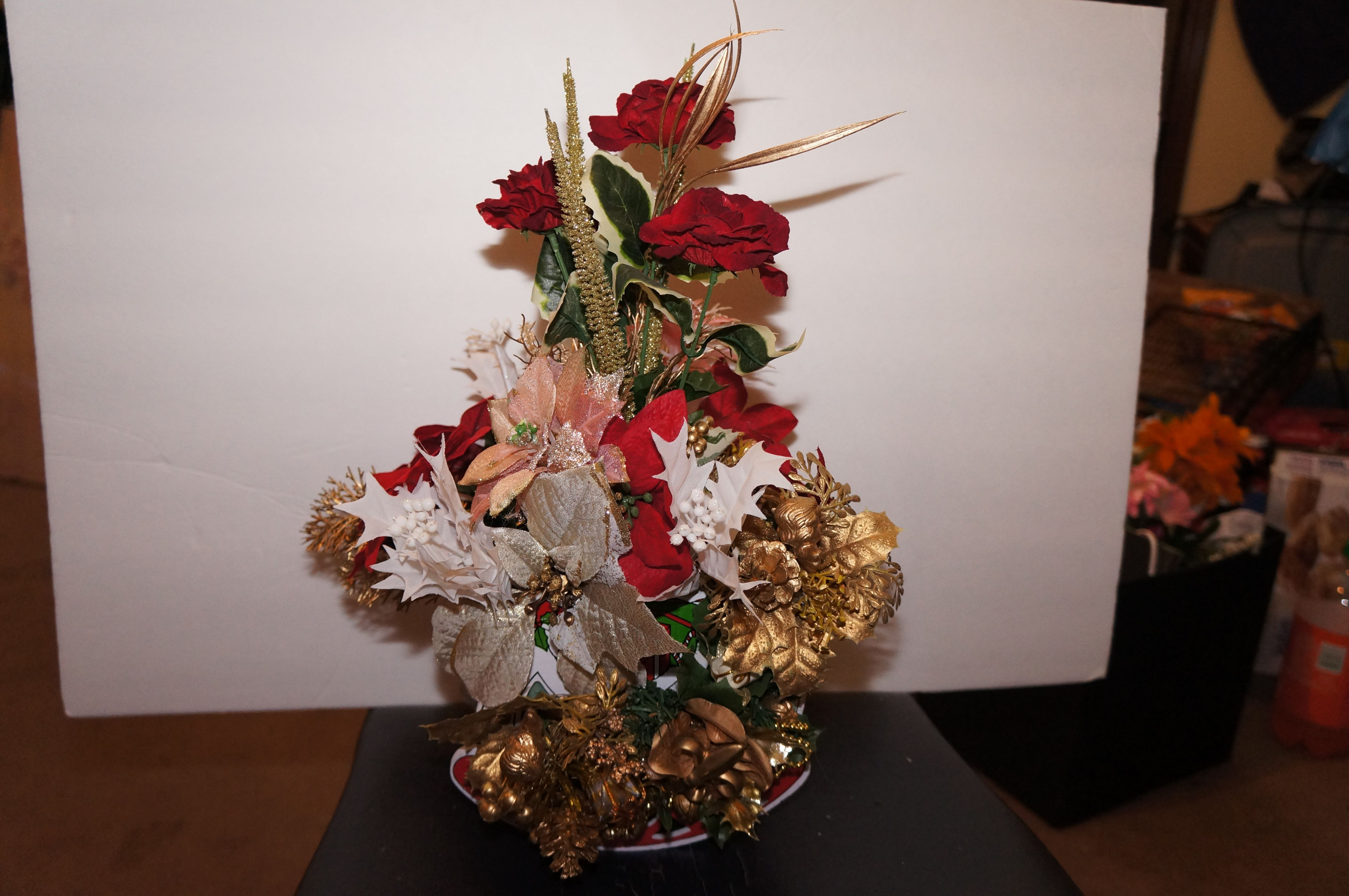 Top christmas centerpiece crafts