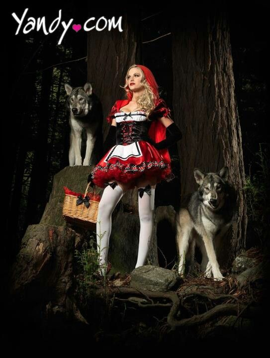 fall of red riding hood