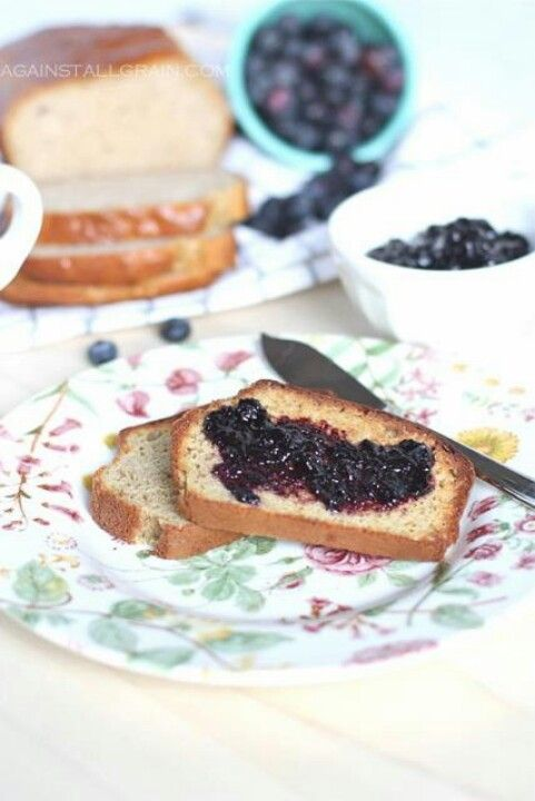 Paleo breakfast bread   Diet: Paleo/ Primal BREAKFASTS   Pinterest