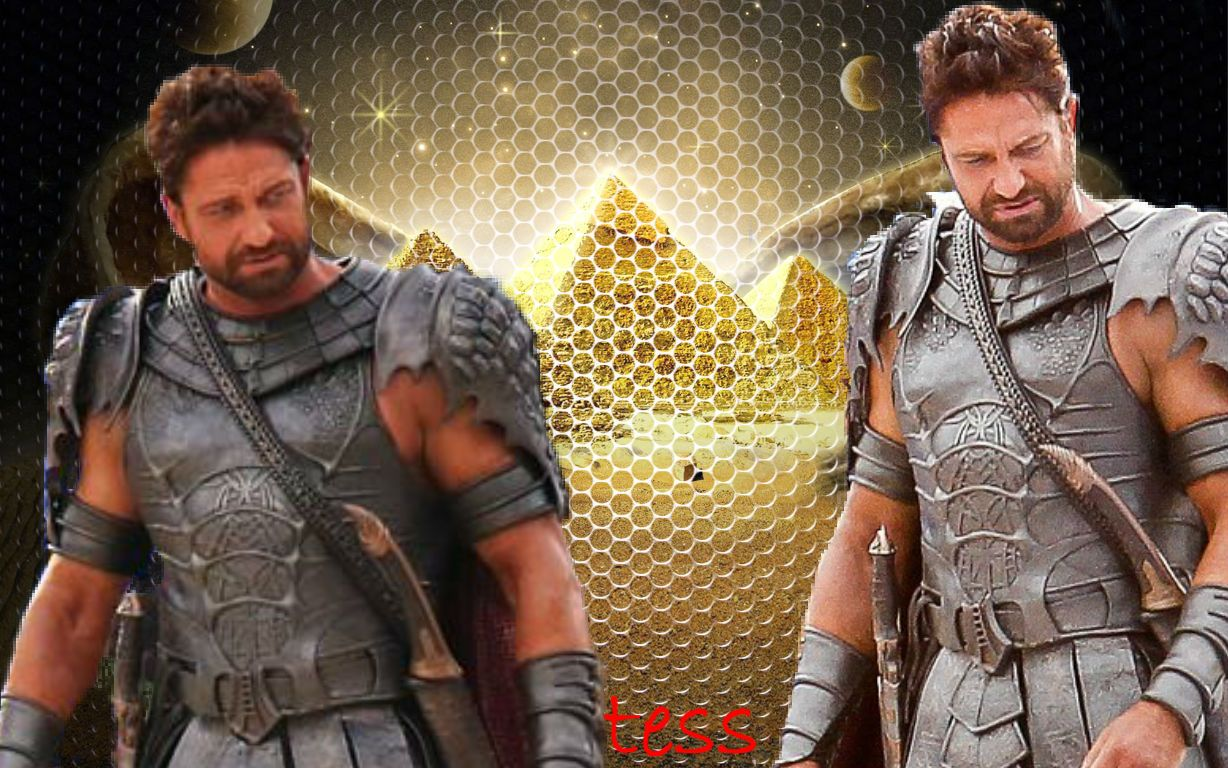 Pin it Like Image Gerard Butler
