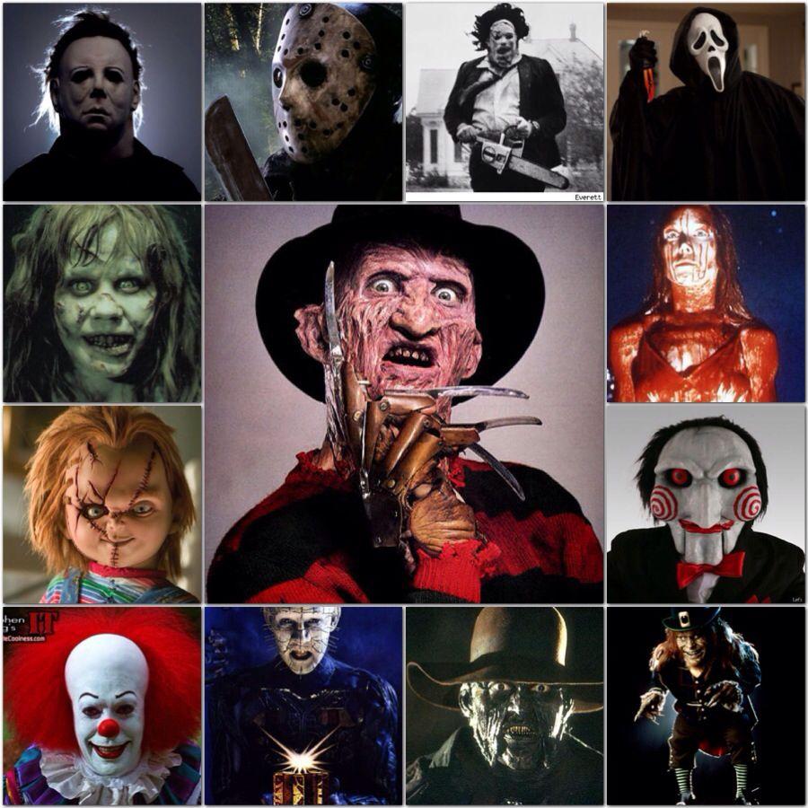 halloween movie villain