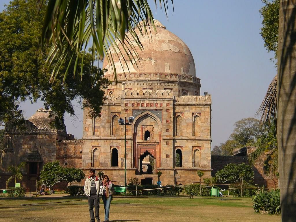 Lodhi Gardens Delhi Incredible India Pinterest