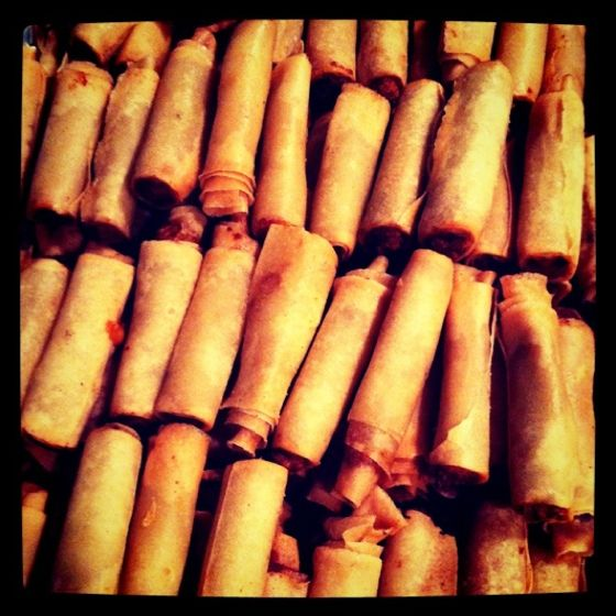 lumpia shanghai #Filipino cuisine | Asian | Pinterest
